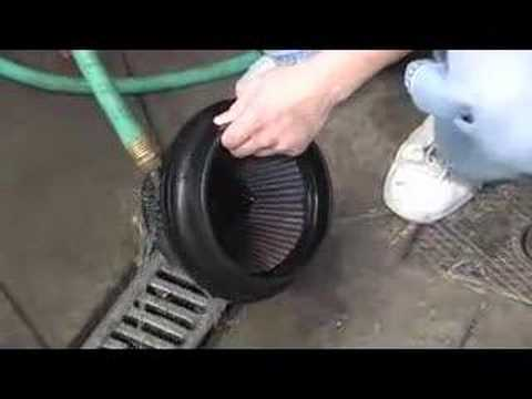 S&B Filters:  How To Clean Your S&B Filters,