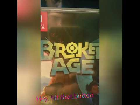 Broken Age, Getting Jesse's Egg,limited Run, Switch,