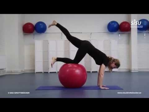Total stabilitetsträning, stabilitet, rörlighet, symmetri och balans