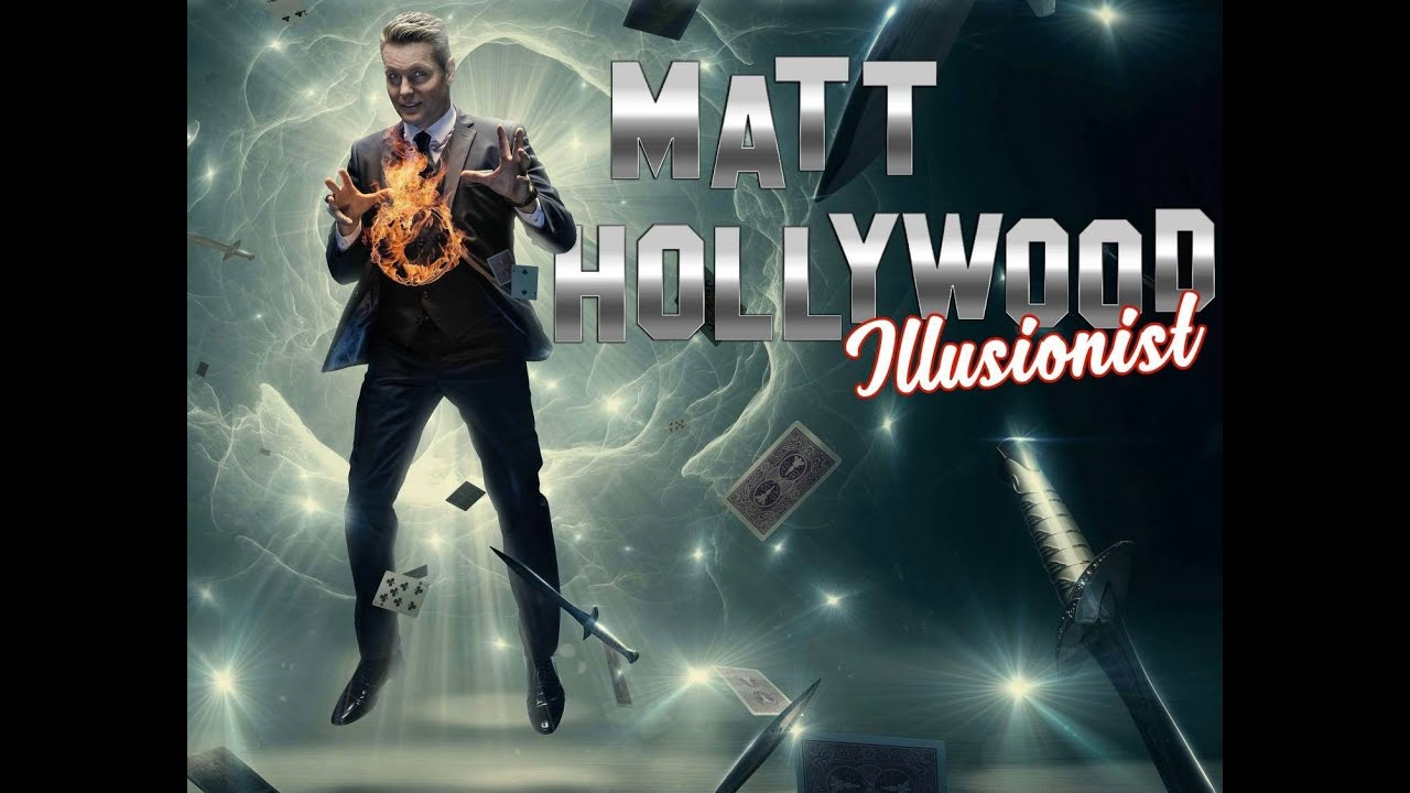 Matt's Illusions. Composed by Amiel Matthews