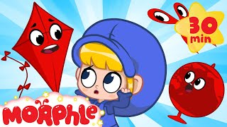 Hide and Seek goes Wrong - Mila and Morphle | BRAND NEW | Cartoons for Kids | Morphle TV