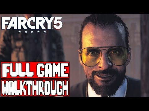 FAR CRY 5 Gameplay Walkthrough Part 1 FULL GAME (PS4 Pro) - No Commentary