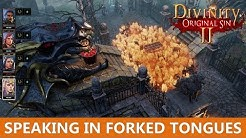 Speaking in Forked Tongues Quest (Divinity Original Sin 2)