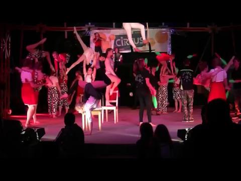 4. Internationales Waldoni Circus Festival 12.04.2017 Teil 1
