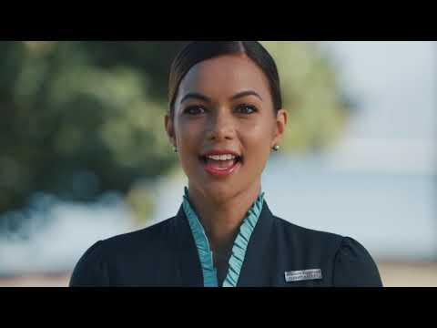 Air Tahiti Nui Safety Video