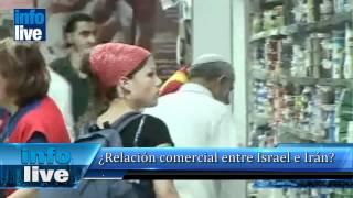 ¿Relación comercial entre Israel e Irán?
