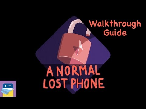 A Normal Lost Phone: Walkthrough Guide, Passwords & iOS Gameplay (by Accidental Queens)