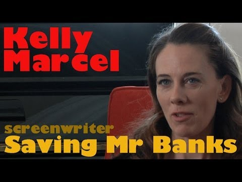 Saving Mr Banks screenwriter Kelly Marcel