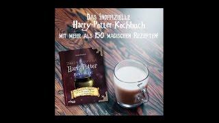 Das Rezept für Harry Potters Butterbier