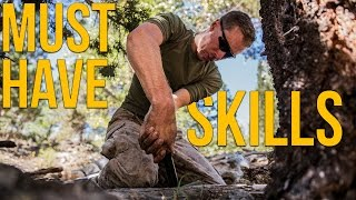 Top 3 Must Have Survival Skills to survive a world disaster!!!