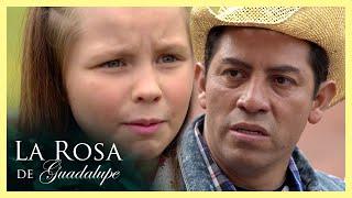 La Rosa de Guadalupe: Ramón no quiere a su hija por ser güera   Tres destinos