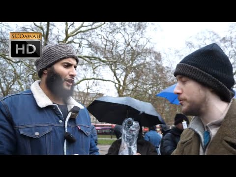 P2 - Racist Slavery! Muhammed Hijab Vs Agnostic | Speakers Corner | Hyde Park