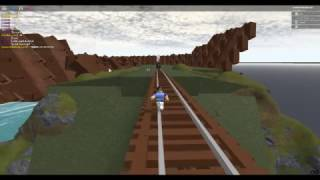 ROBLOX Stand By Me: Train Scene (1986)
