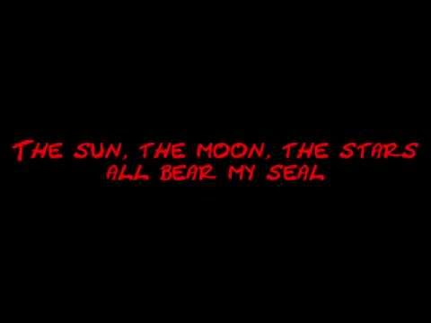 Black Sabbath - N.I.B. [HQ Audio + On-screen Lyrics]
