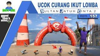 UCOK MENANG LOMBA - REAL LIFE MOD eps.157 - GTA 5 INDONESIA
