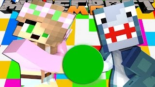 Minecraft AGARIO - LITTLE KELLY