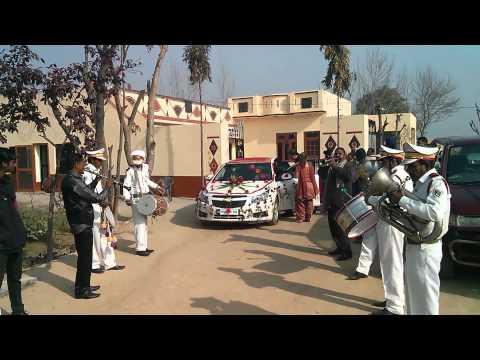 Punjabi Wedding Band Baja / part 2