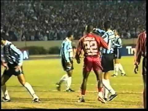Resultado de imagen de copa libertadores 1996 gremio  america de cali