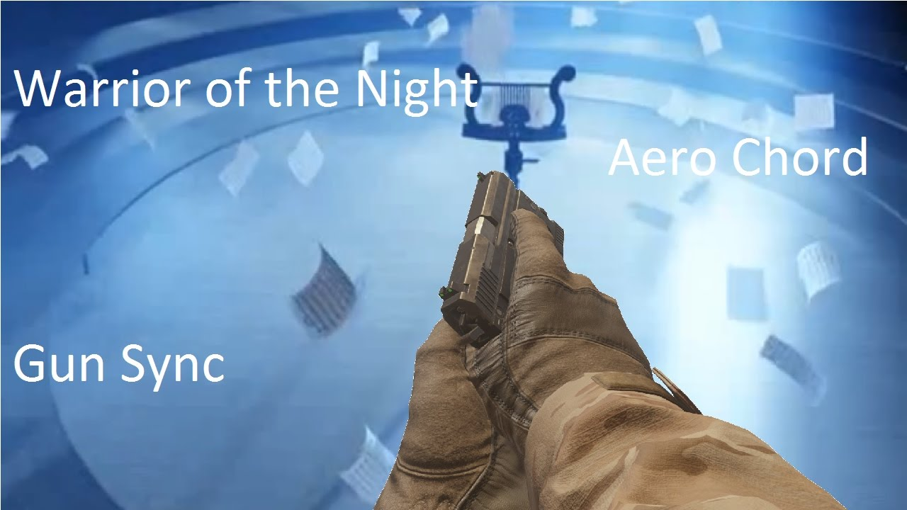 #Modern Warfare Remastered Gun Sync - Warrior of the Night