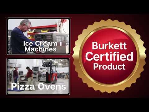 How Refurbished Restaurant Equipment Becomes Burkett Certified