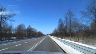 Автопутешествие: дорога от  Минска до  Берлина