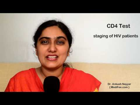 CD4 Count Test - Diagnosing Immune Dysfunction (HIV/AIDS)