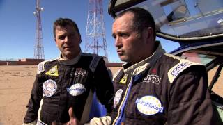 AFRICA ECO RACE 2014 STAGE 4 SUMMARY