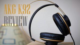 AKG K92 Review