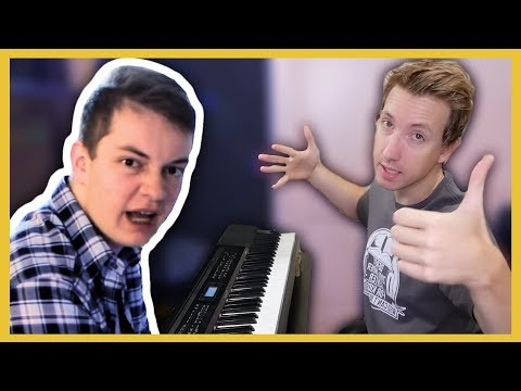 DO FAKE PIANO SKILLS ACTUALLY SOUND GOOD???