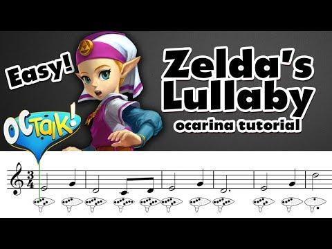 Zeldas Lulla  Ocarina Tutorial  OcTalk
