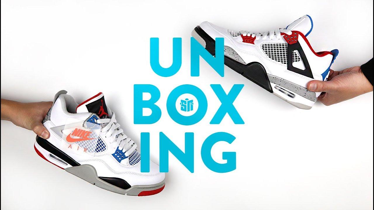 Jordan 4 Unboxing and In-Depth Review
