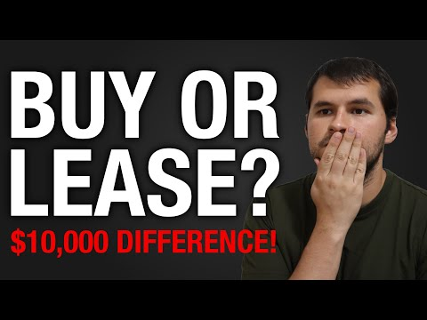 Leasing vs Financing a Car - Which Is Worse