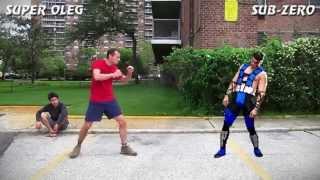 Mortal Kombat X Fatality Sub-Zero Old Style #2