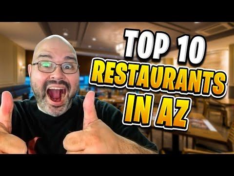 Best Food In Phoenix Arizona (5 Best Places To Eat In Phoenix, Arizona)