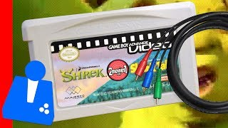 RGB H4G :: Get The BEST Picture from GBA Video - Shrek/Shark Tale