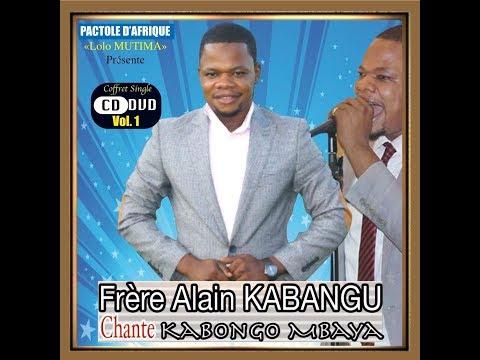 Alain kabangu Chante Kabongo Mbaya MUADI WANYI