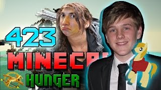 FUNNY! Minecraft: Hunger Games w/Mitch! Game 423 - THE CRAFT BATTLE FAMILY!