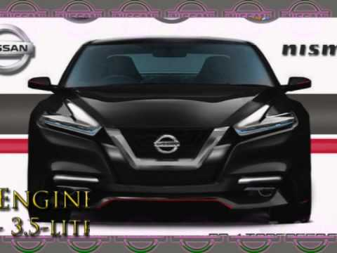 2016 Nissan Maxima Nismo Review Youtube
