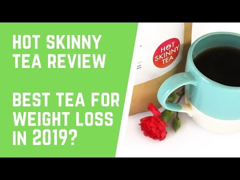 hot-skinny-tea-review---best-tea-for-weight-loss-in-2019?