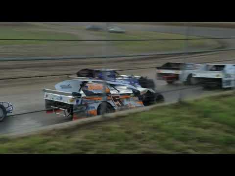 Junction motor speedway sportmod feature race 8/15/18
