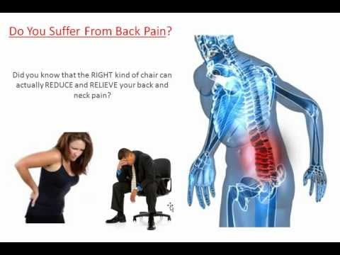 Office Chairs For Bad Backs Which Can Help A Back Pain Relief