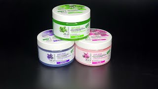 Sessio Jelly Fruit желейные маски с эффектом ламинирования волос