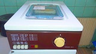 Pračka Tatramat 245.3 (rok 1983) / Tatramat washing machine from 1983