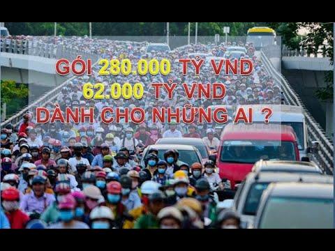 Ai sẽ nhận được hỗ trợ từ gói 280 nghìn tỷ và gói 62 nghìn tỷ của chính phủ | Mẫu đơn xin giảm lãi