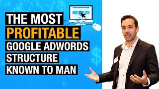 The most Profitable  Google Adwords Structure Known To Man - The Bren Hammel Master Class Episode 9