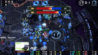 LiquidMana v IGJim [ATC] Team Liquid vs Invictus Gaming G2