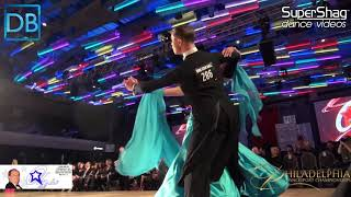 Part 1! Approach the Bar with DanceBeat! Ohio 2017! Pro Standard!  Igor Mikushov and Ekaterina Romas