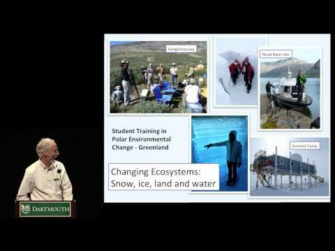 Dartmouth, the Arctic, the Future