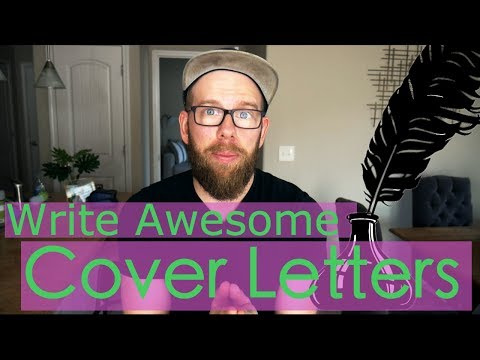 How To Write An Amazing Cover Letter For Developer Jobs | 5 Minutes Or Less
