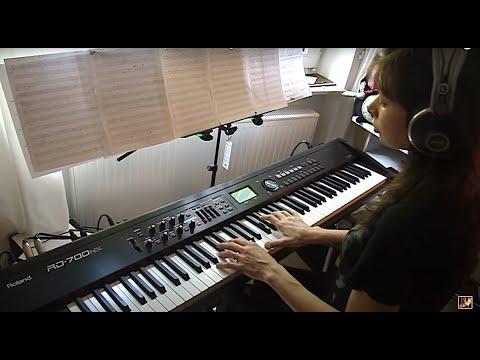 Leonard Cohen/Jeff Buckley - Hallelujah - piano cover